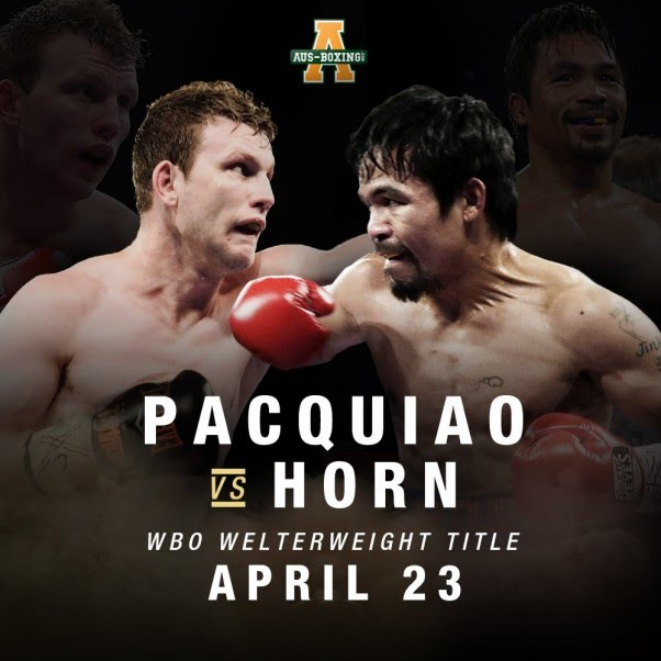 Manny Pacquiao vs. Jeff Horn Full replay (2017)